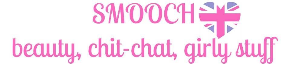 Smooch - UK Beauty Blog