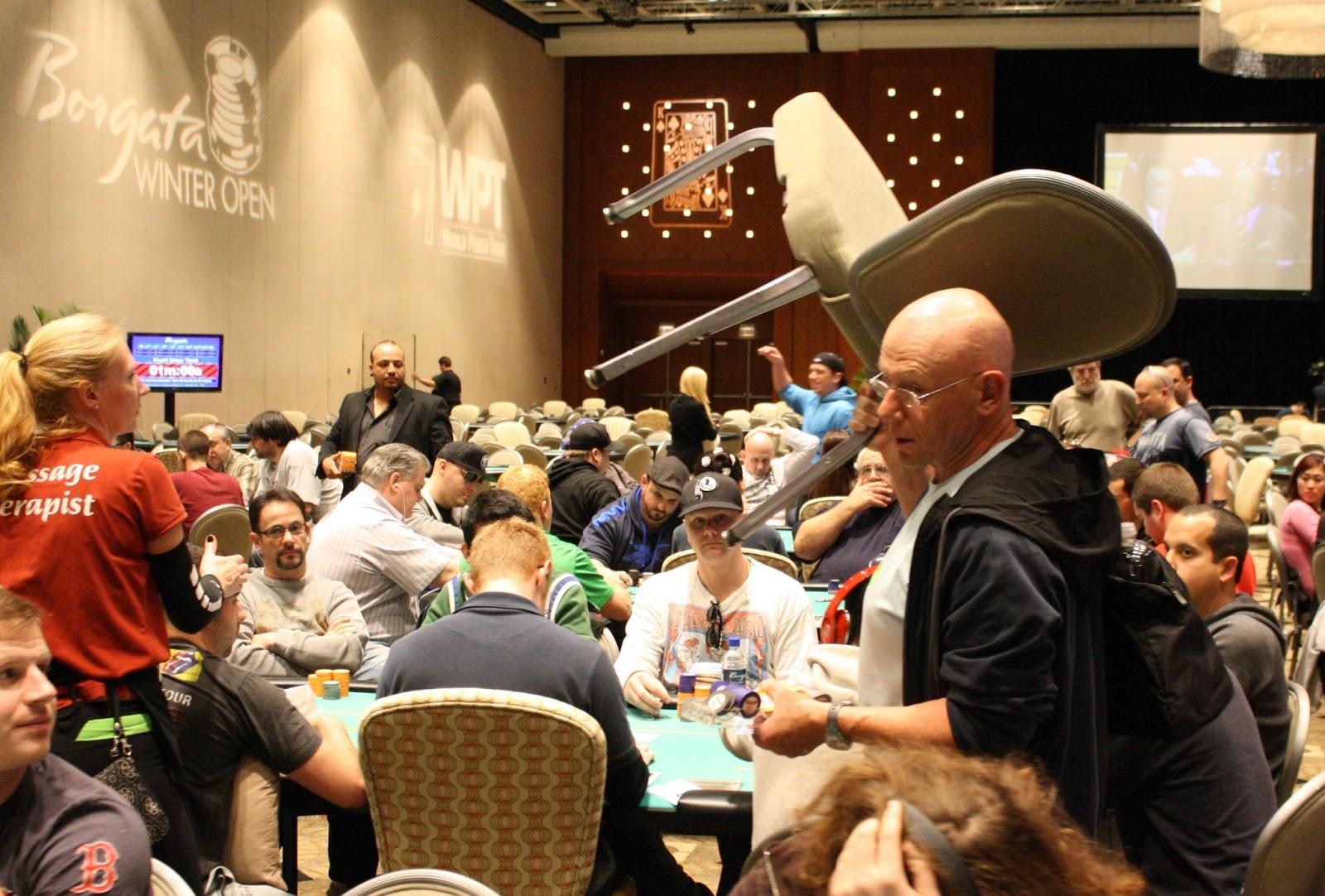 Borgata Poker Open 2013: Event 1: Ackerman Stacks