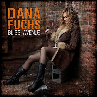 Dana Fuchs Dana_Fuchs_Bliss_Cover