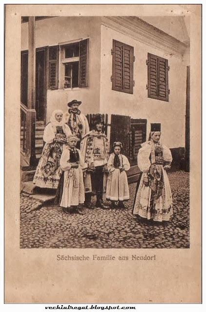 Familie de sasi din Neudorf