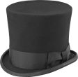 Top hat from The Hat House NY