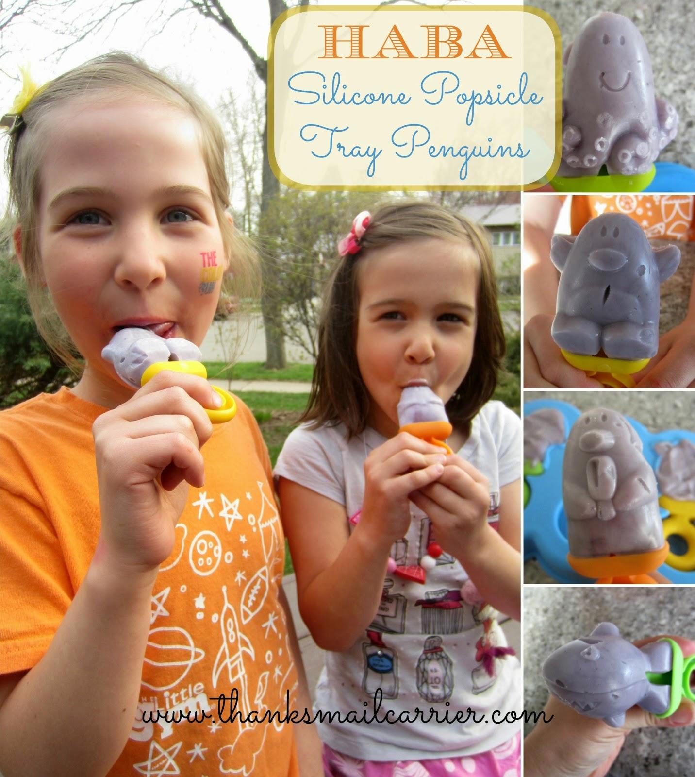 HABA Penguin Popsicle Tray