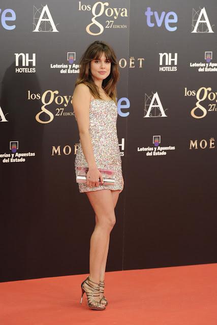 películas cine alfombra roja premios Goya hermanas bolena
