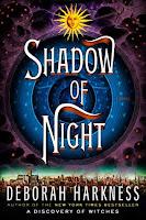 Shadow of Night by Deborah Harkness Top Ten Tuesday(4)