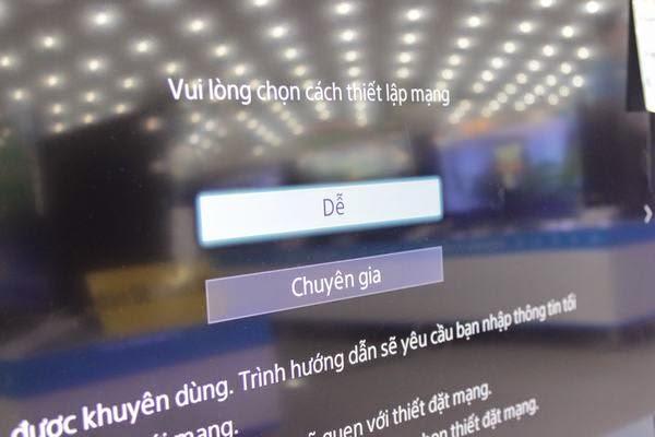 Hướng dẫn kết nối mạng cho Tivi Sony qua wifi 5