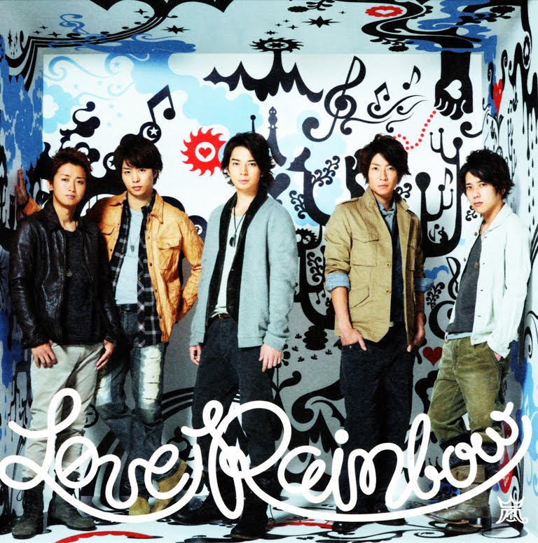 Arashi - Love Rainbow Romaji Lyric + Link Download PV + Not Angka