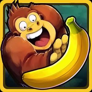Banana Kong v1.6.13 Trucos (Corazones Dorados y Bananas Infinitos)