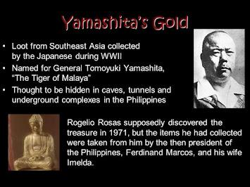 Yamashita's Golde