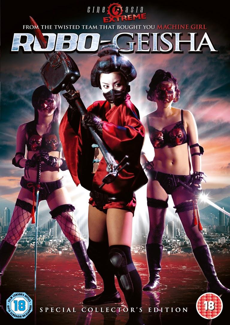 Cỗ Máy Geisha - RoboGeisha