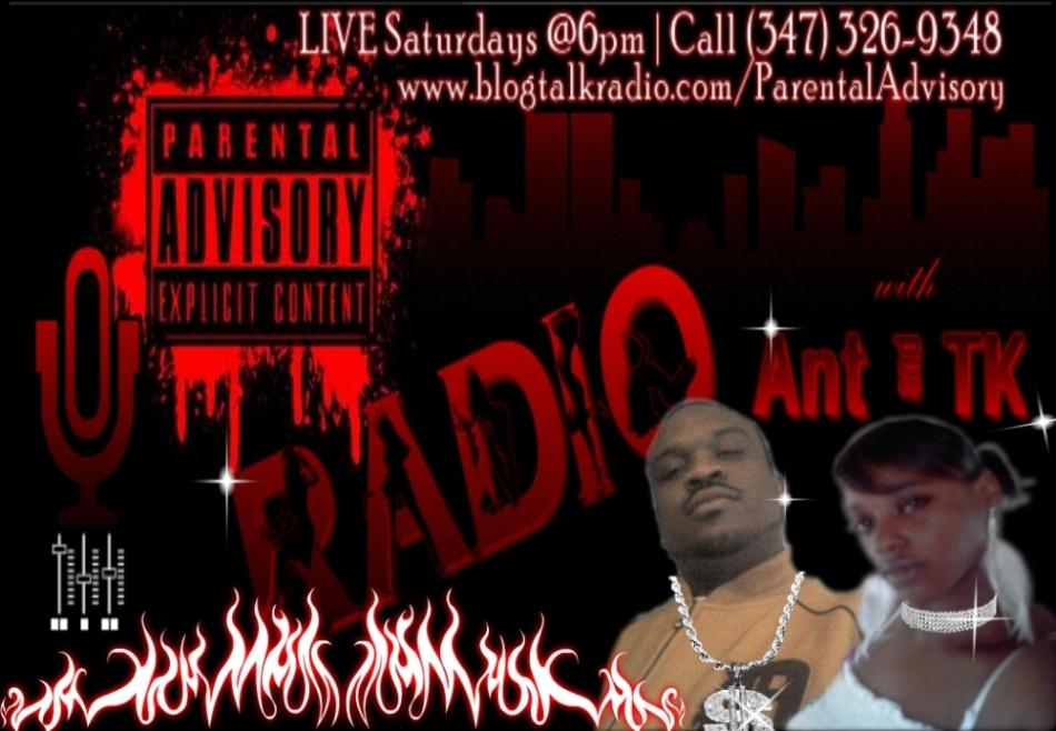 PA Radio w/Ant&TK