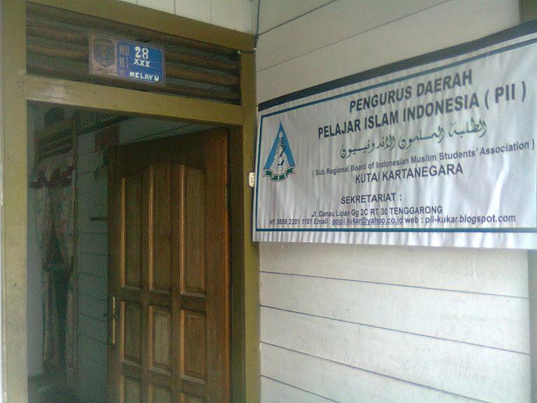 Sekretariat PD PII KUKAR