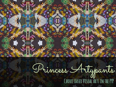 Princess Artypants: Visual Arts in the PYP