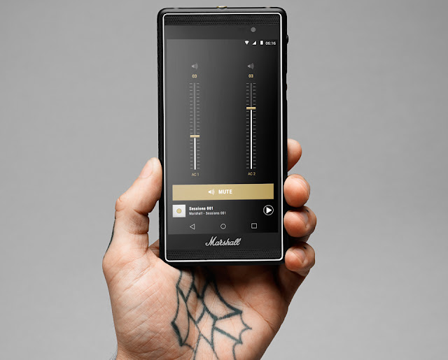 Marshall London Announced, Audio-Dedicated Android for P29,000