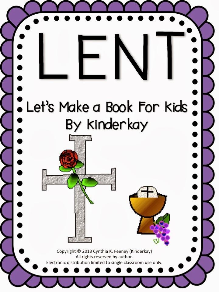 http://www.teacherspayteachers.com/Product/Lenten-Book-For-Kids-Lets-Make-a-Book-555210