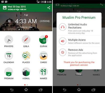 Muslim Pro Premium Apk