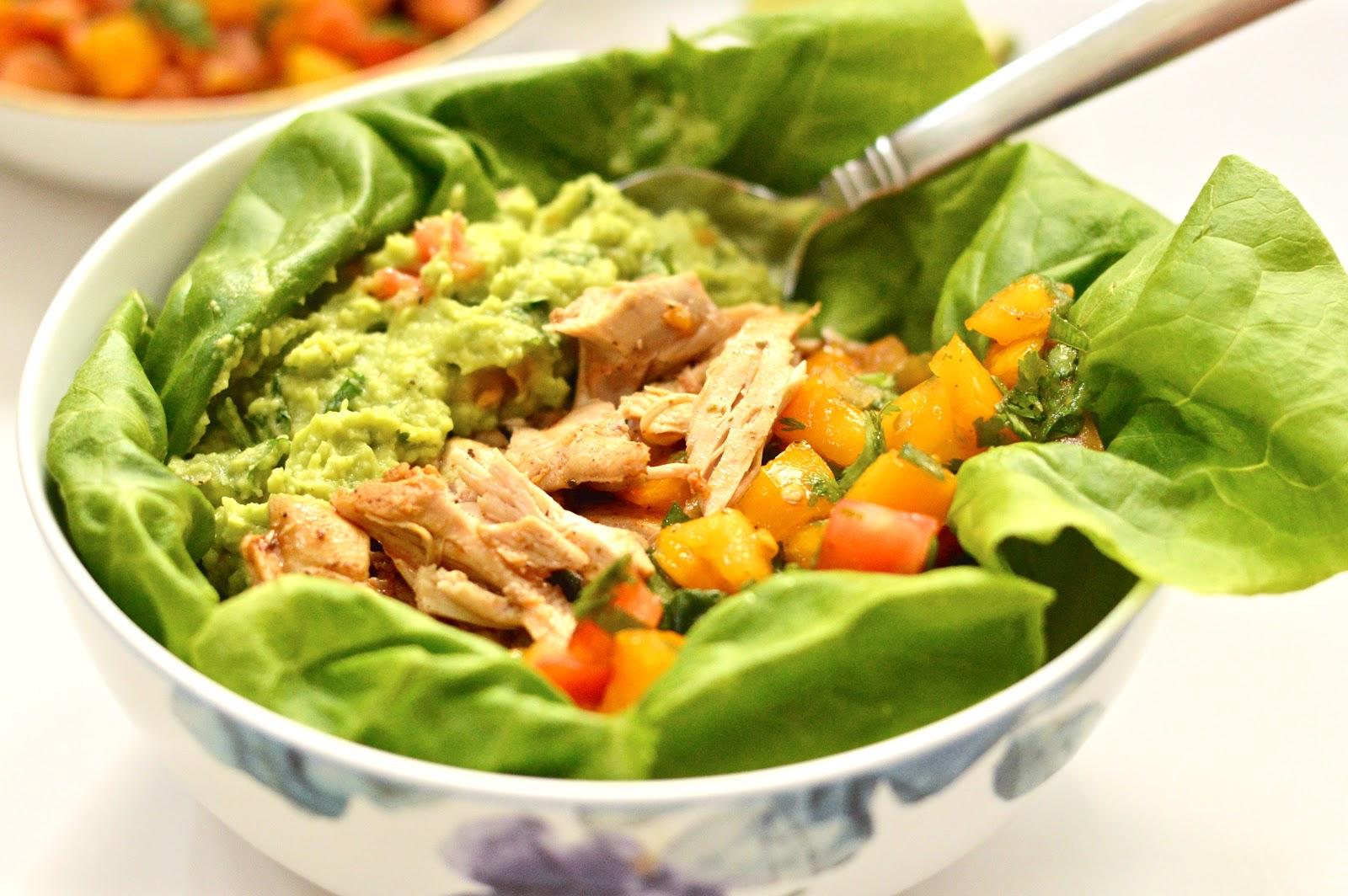 Pure and Simple Nourishment : Burrito Bowl Date Night Recipe and ...