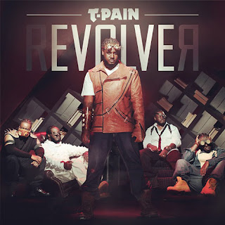 >News // T-Pain – Revolver (Art Cover)