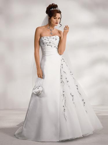 African Pearl Bridal Princess Bridal Dresses