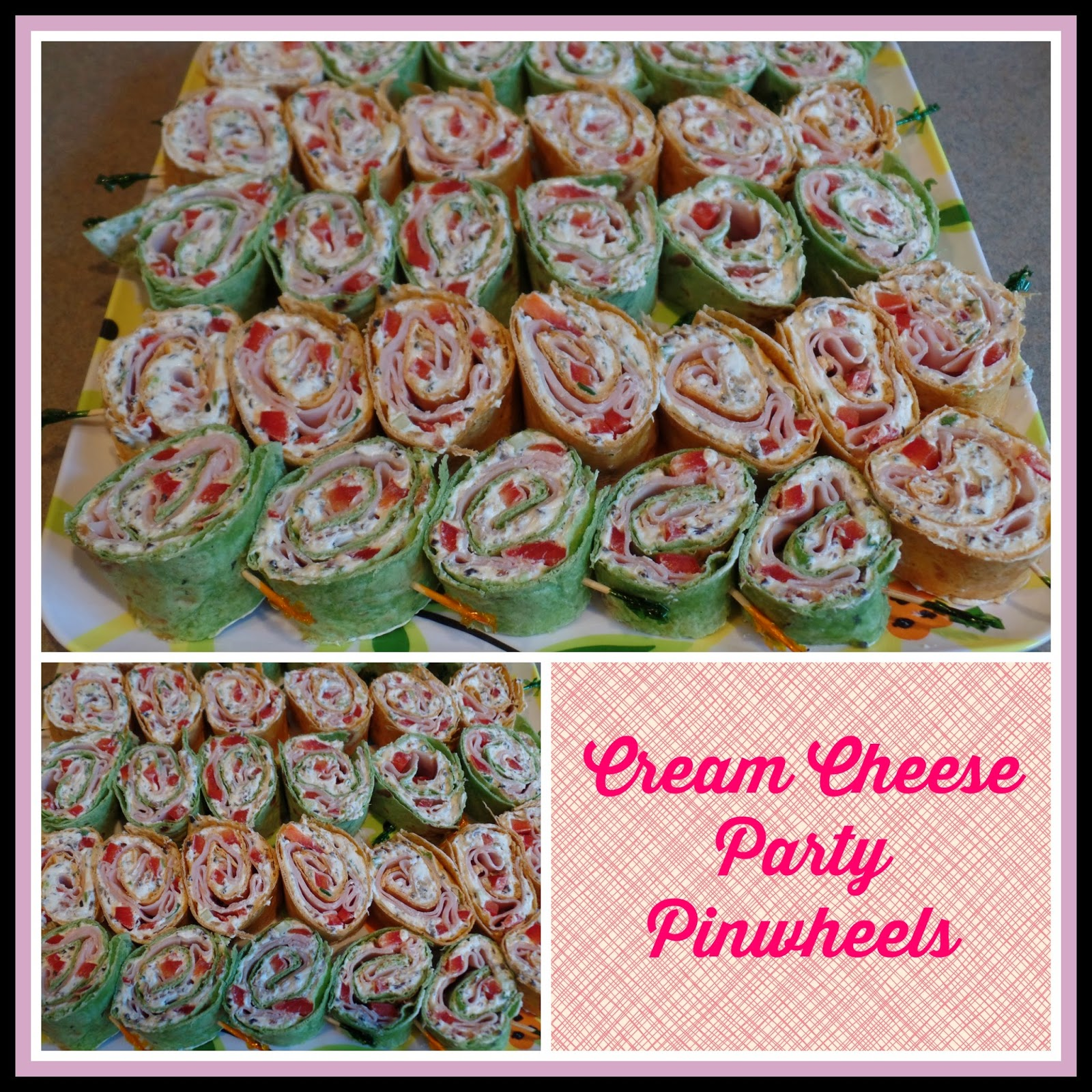 April s Homemaking My Sister s Baby Shower Appetizer Buffet