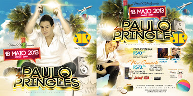 Dj Paulo Pringles na Mixed Club
