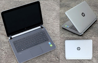 Gaming Touchscreen - Laptop HP Pavilion 14-V205TX