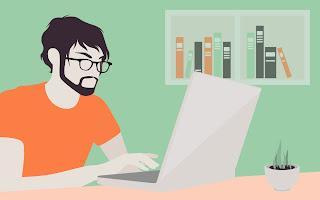 Tidak ada yang bilang menjadi blogger itu mudah Cara Meningkatkan Semangat Ngeblog Berdasarkan Penyebabnya