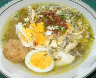 Wisata Kuliner Soto Banjar