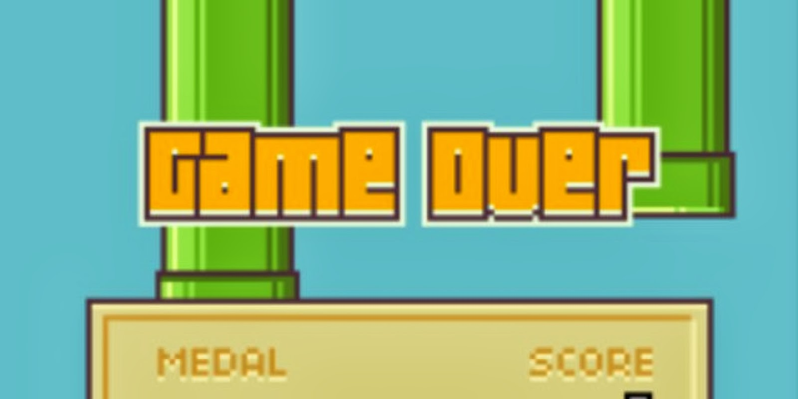 Flappy Bird removed from app store