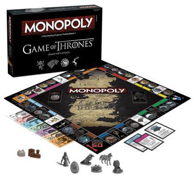 Monopoly Juego de Tronos