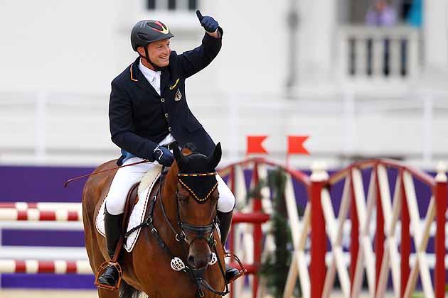 Germany Equestrian Fashion♡ London Olympics 2012