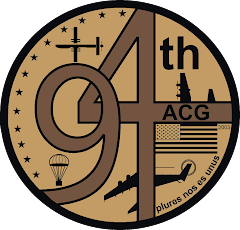 The Military version of the 94th AeroClaims-Aviation Consultant Group Logo