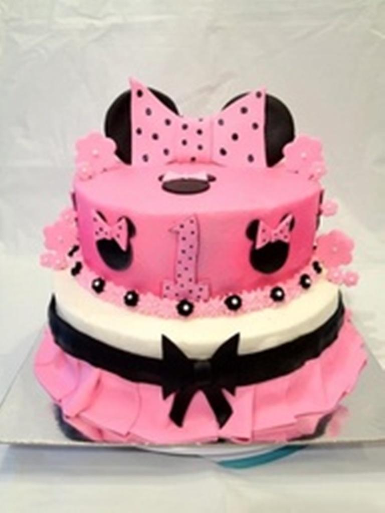 mouse birthday cupcake cake ideas disney minnie mouse birthday cake