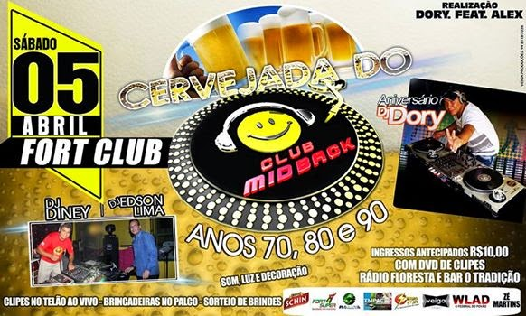 Cervejada do Club do Mid Back