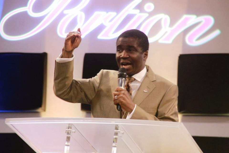 Bishop Abioye