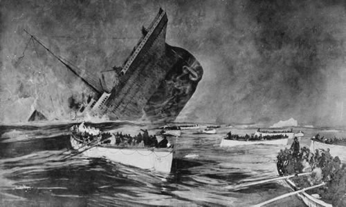 an analysis of the sinking of the titanic on its maiden voyage Is the mh370 disappearance the titanic of years of analysis and of amelia earhart as well as the sinking of the titanic on its maiden voyage.