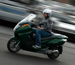 vectrix electric 250cc scooter