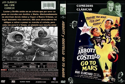 Abbott y Costello van a Marte | 1953 | Abbott and Costello Go to Mars
