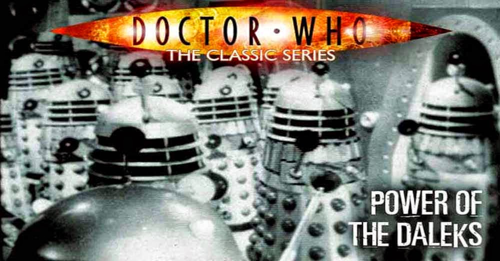 Doctor Who 030: The Power of the Daleks
