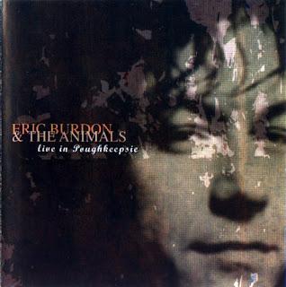 Eric Burton & The Animals - Live In Poughkeepsie ( Bootleg)