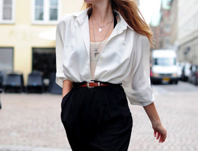 Must have wardrobe essentials for 2016 for Crisp white dress shirt