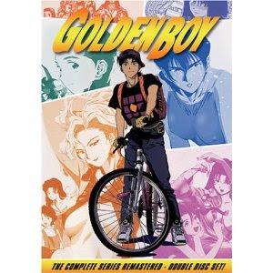 Capitulos de: Golden boy (anime)