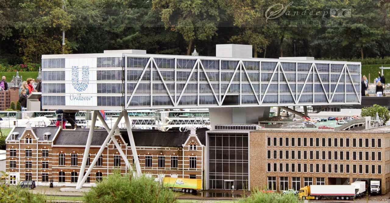 De Brug - Unilever's European HQ