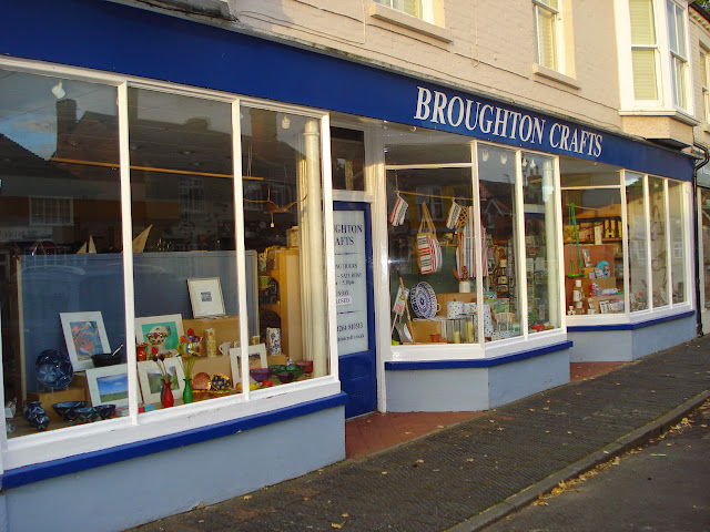 Broughton Crafts, Stockbridge