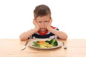Symptoms Appetite Missing Child