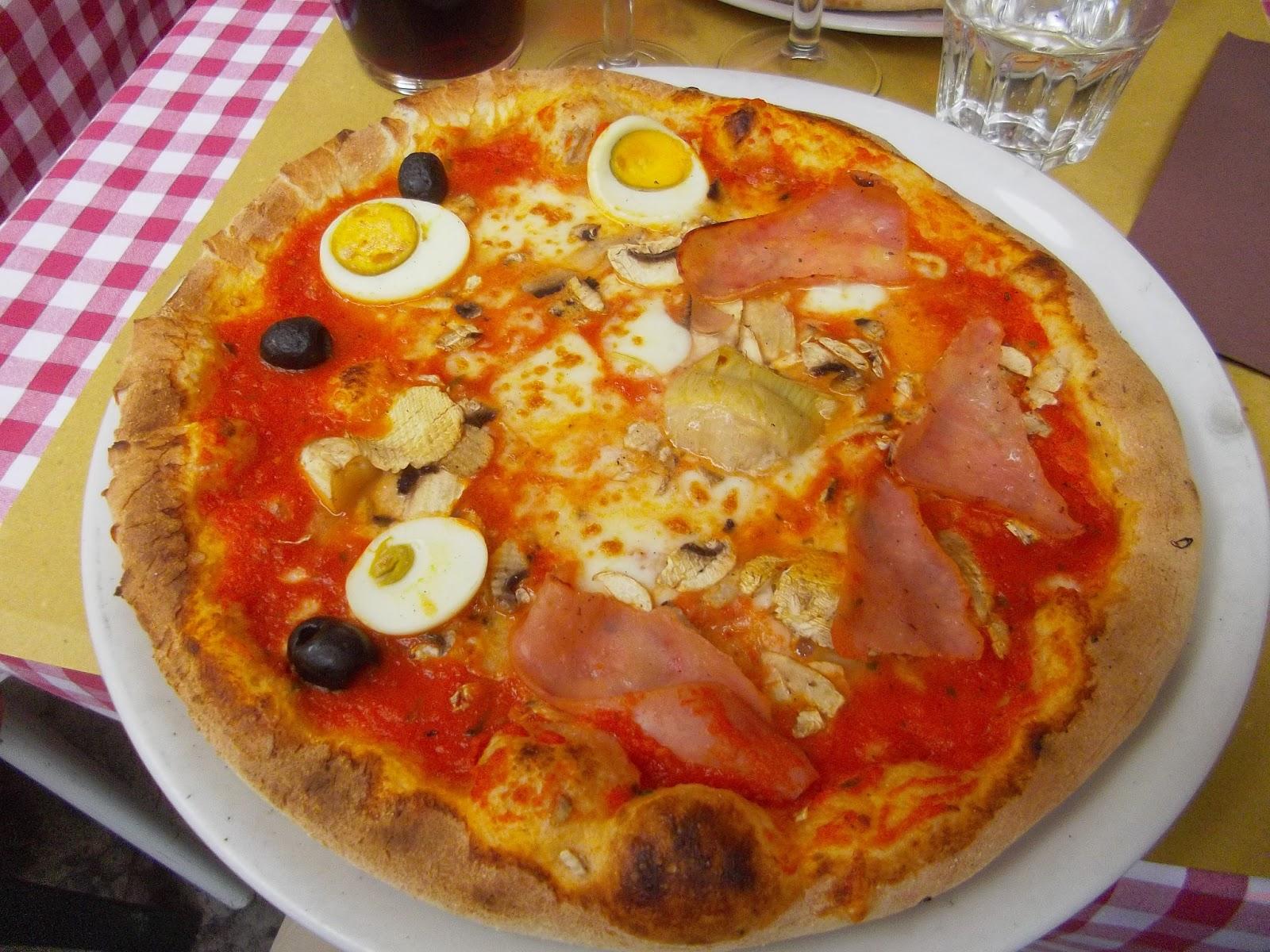 La Focaccia Restaurant Rome Italy
