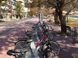 Συστήματος Αυτόματης Μίσθωσης ποδηλάτων EasyBike