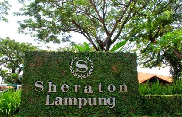 Fasilitas dan harga hotel sheraton lampung