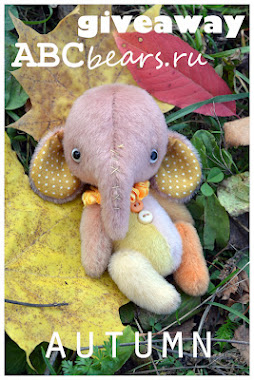 Чудесный слоник от Светочки )