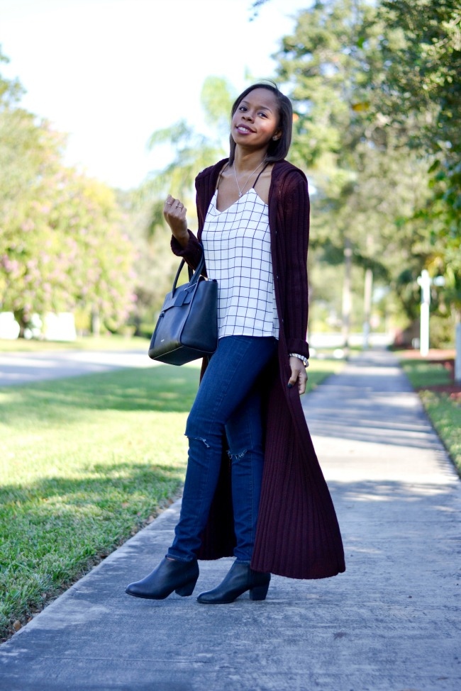 Coatigan | Fall Outfit Ideas