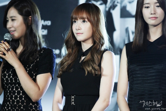 "SNSD Jessica at ""S.M.ART Exhibition"" Opening"